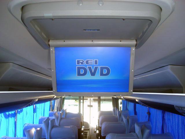Aparelho de DVD aberto